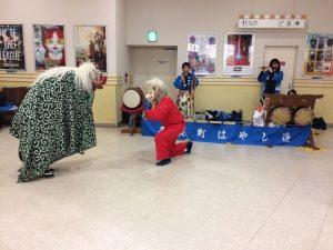 獅子舞演舞