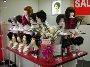 SAIOS 1Fにレディースウィッグ専門店「マダムクレア」がオープン!